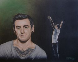 jacob hoggard hedley by JeffEvans