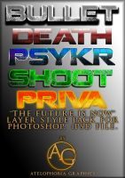 THE FUTURE IS NOW - free photoshop layer styles by Atelophobia-Graphics