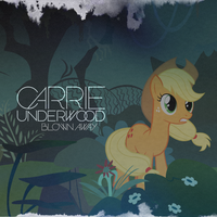 Carrie Underwood - Blown Away (Applejack) by AdrianImpalaMata