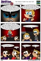 The Promise Of Death From Jesse Falk by DairyBoyComics