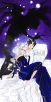 usagi and mamoru - my spell on you by zelldinchit