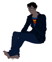 Hey smallville by nastrond