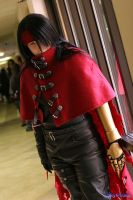 Vincent Valentine      pose 4 by RedDeath1888