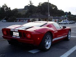 Ford GT Monterey Salinas HWY by Partywave