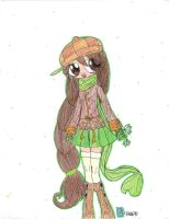 :Prize: A Little Snowdrop by kuku88
