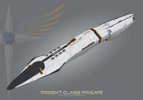 CoM Trident Completed by Galen82