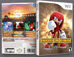 Knuckles by Blabird