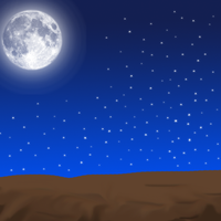 Night time Background by Cocoafox895