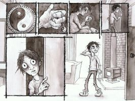 Daydream Page 1 by Panistheman