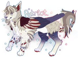 4th July Auction, Patriot - [CLOSED] by Plumbeck