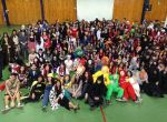 cosplay day in my school! by Nitaxy