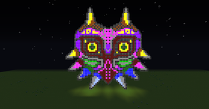 Majora's Mask-Tekkit Request by CelticDragon0