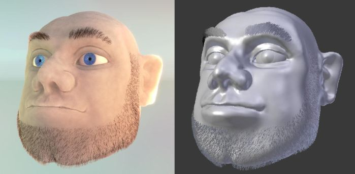Not-so-quick sculpt / Stream 3 Result by minionofphysics