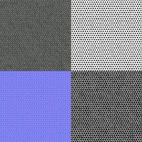 Tileable Mail Armor Texture by Walter-NEST