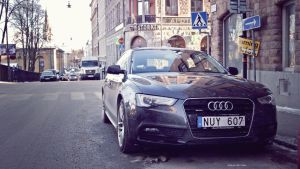 Audi A5 Sportback by ShadowPhotography