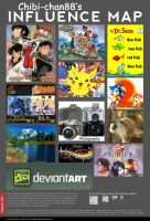 Influence Map of DOOM by Chibi-chan88
