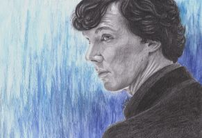 The World's Only Consulting Detective by Gin85