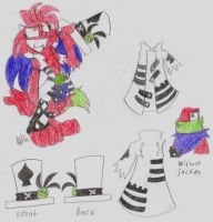 Mad Hatter Z Ref by zombiecatfire13