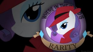 Where in the World is Rarity? by piconano