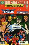 Faux cover #4: Invaders and the Justice Society! by Gwhitmore