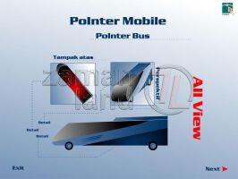 PoInter Mobile by zamanland
