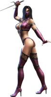 Mileena Render by ACM1899