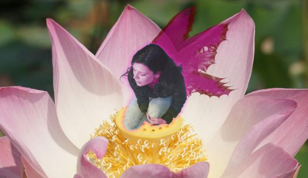 Lotus Fairy by protosulfil