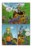 LotK Issue 5 Page 6 by Godsartist