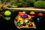 Dale Chihuly Exhibit at Dallas Arboretum by Broken-Weasel