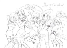 Merry Christmas Every one by My-Inner-Demon-676