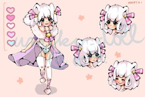Adopt Auction 1 closed by Pyumi-ko