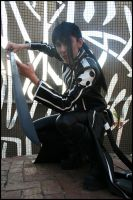 D.Gray-man cosplay - Kanda Yuu by headraline