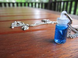 It Comes in a Little Glass Vial by becleigh