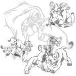 The lion king by wockids