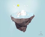 Low Poly Island Series by Virtual-Fox