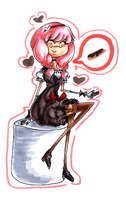 Ms.Clair by HappehCakes