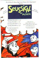 Suessical Poster Design 8D by ManaDarkMagicianGirl