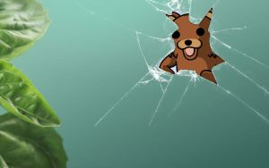 PedoBear Wallpaper by nobody