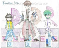 Kaiba Bro. DDR Dance Off by pharaohatemuYouTube