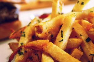 Fries by Cor1313