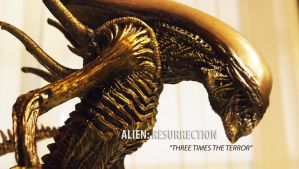 ALIEN: RESURRECTION by FUVL