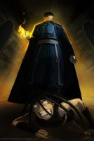 Time for REVENGE - Roy Mustang FMA by 7heKro