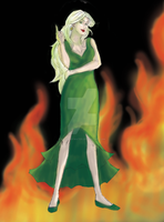Titania, The Summer Queen. by KnightOfWater