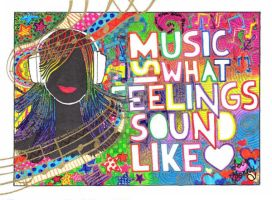 What Feelings Sound Like by MissObsession