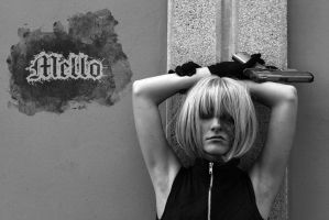 Mello Cosplay by 13Lawliet13