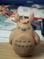 Totoro by jamescolegrade