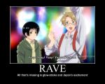 Rave by Koopaqueen36