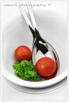 Tomato soup ingredients by shatinn