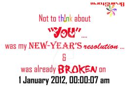 New Yrs Resolution Copy by d1pran