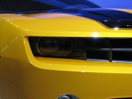 Chevrolet Camaro Bumblebee -4 by Big-D-pictures